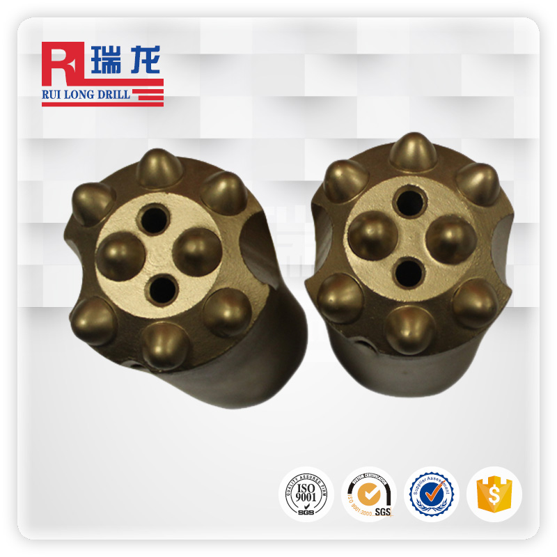 tapered cross bits / chisel bits / button bits rock drilling tools